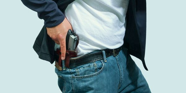 Top 3 Reasons You Need a Carry Permit