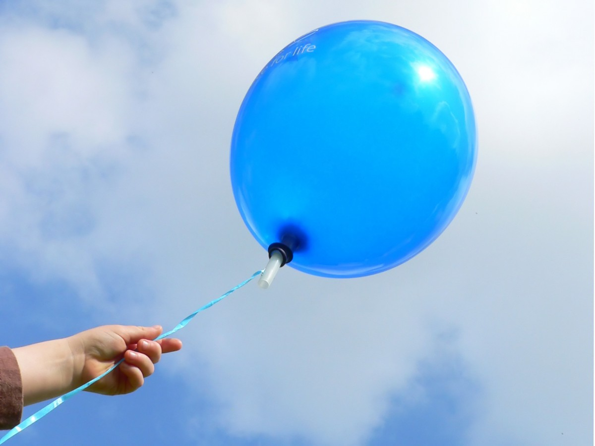 Rsvp Now To Attend Our Blue Balloon Release This Wednesday