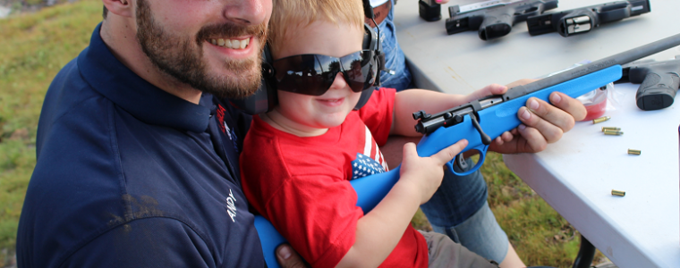 3 Year Olds Find Gun: Watch What Happens!
