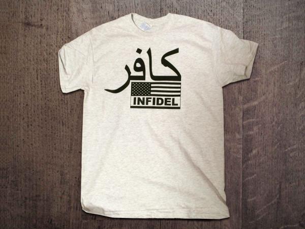 infidel-t-shirt