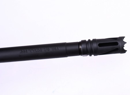 S.W.A.T. Firearms manufactured MB-2 Muzzle Break.