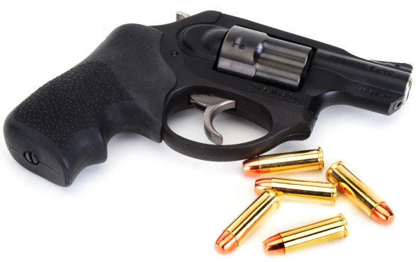 Lcr In Hand : Ruger lcrx special
