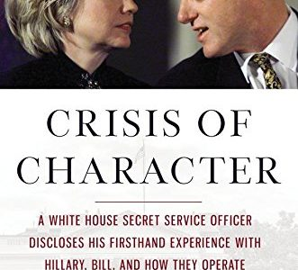 SECRET SERVICE BOOK ROCKS CLINTON CAMPAIGN