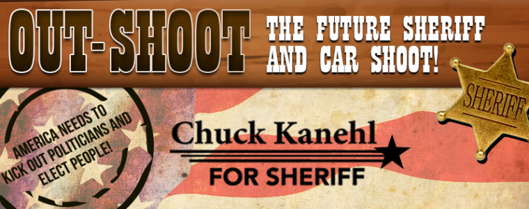 Out-shoot the Future Sheriff (and Car Shoot!)