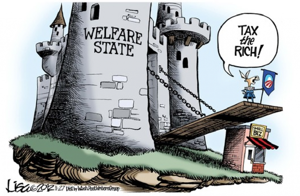 an understanding of welfare in the united states