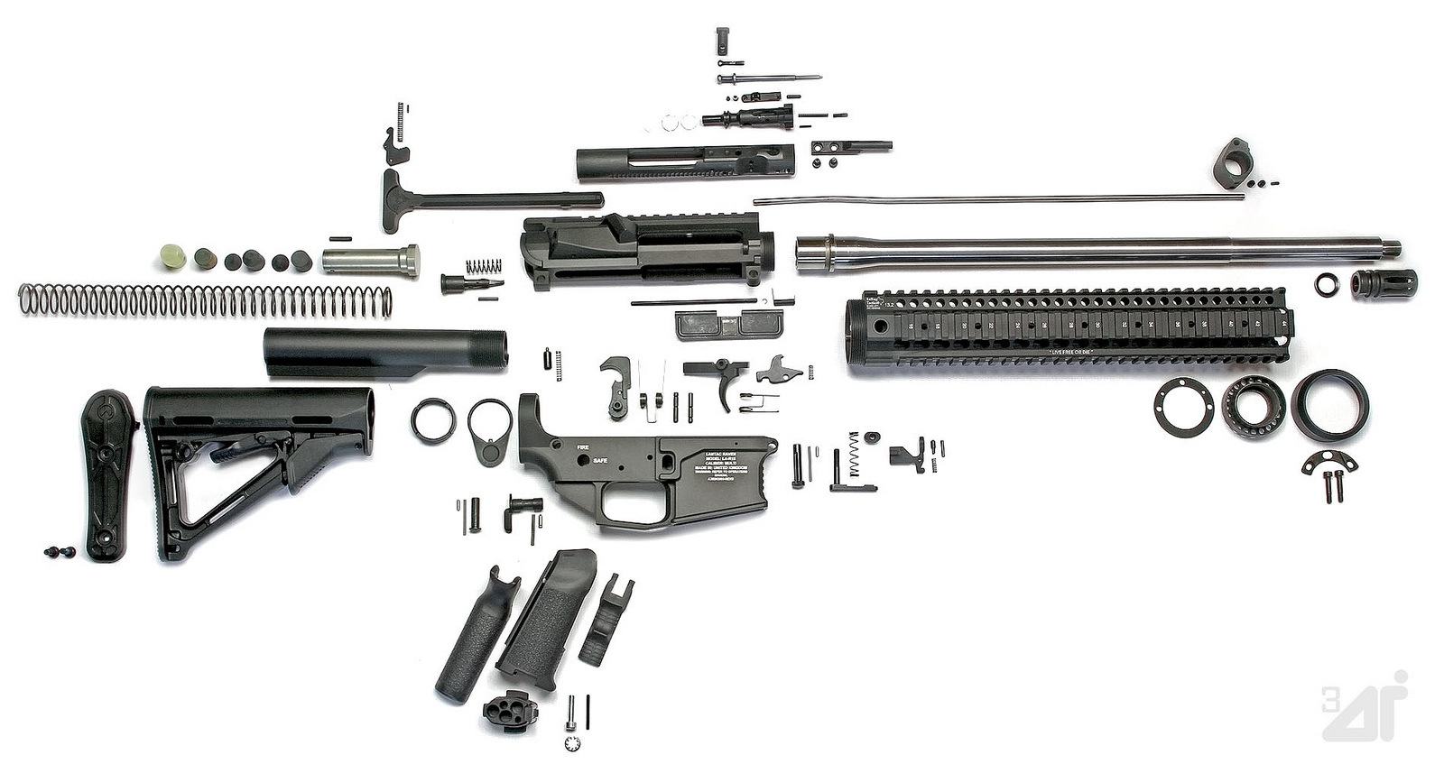 Ar15 build class build it shoot it take it home for My blueprint arkansas