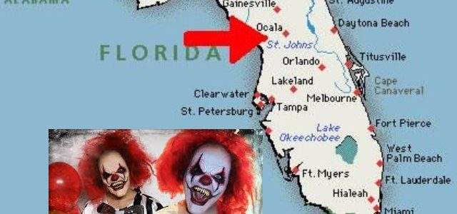 Ocala Clown Sightings: What's the Bigger Threat?