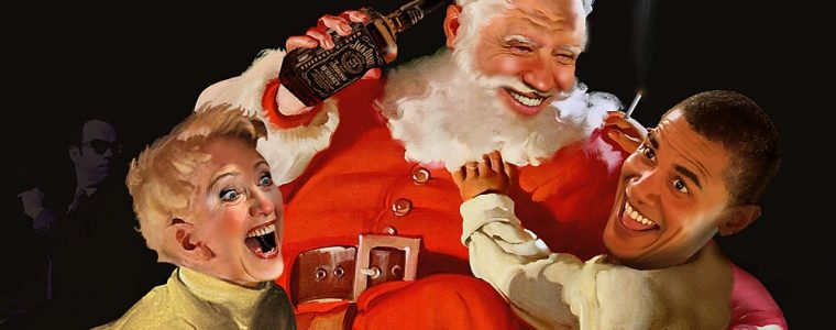 Sanford Santa Fired for Saying Hillary is On the 'Naughty List'