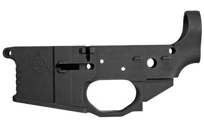 Black Rain Stripped Lower Receiver (Multi-Cal)