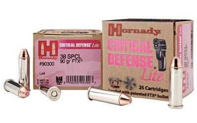 hornaday-critical-defense-light