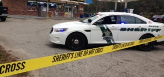 PASCO: Gas Station Robber Shot by Lawful 2nd Amendment Supporter