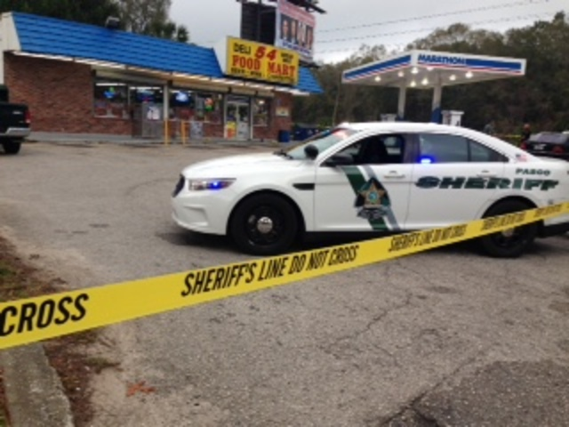 Pasco Gas Station Robber Shot By Lawful 2nd Amendment
