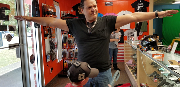 VIDEO: Radical New Public Safety Policy at Our Gun Store