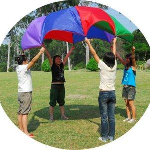 10 Foot Multi Use Parachute
