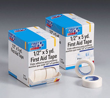 1/2 in. x 5 yd. First aid tape roll- 20 per dispenser box