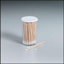 Cotton tipped applicator- 3 in. - non-sterile- 100 per vial- 50 vials per case