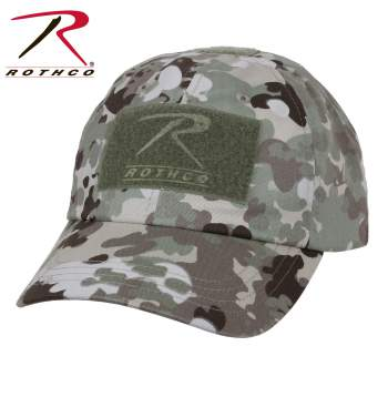 Total Terrain Camo Operator Hat