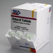 Antacid- 250 2-packs- 500 tablets per dispenser box