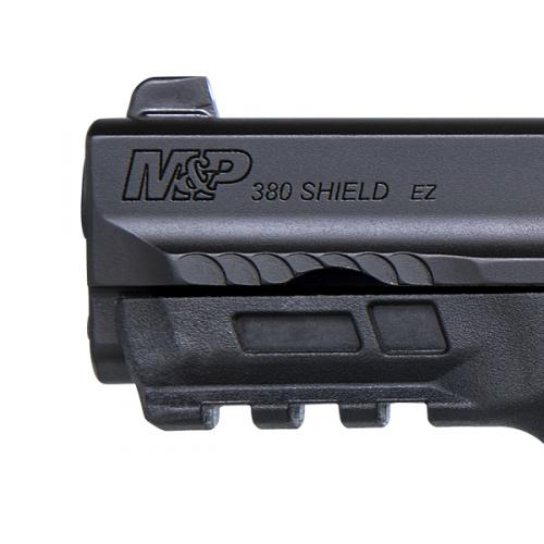 "NEW: Smith and Wesson M&P.380 Shield ""EZ"" Pistol"