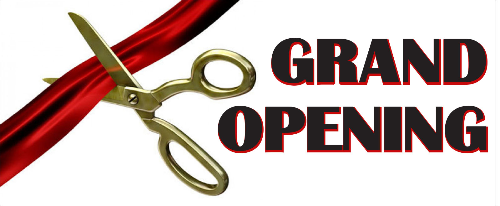 2nd Grand Opening (Under NEW Management!)