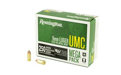 remmington-umc-250-rounds