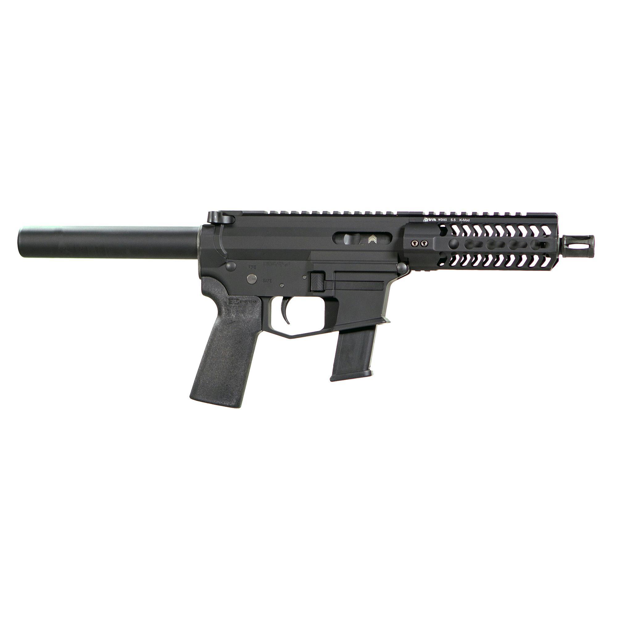 Angstadt Udp-9 Pistol 9mm 6