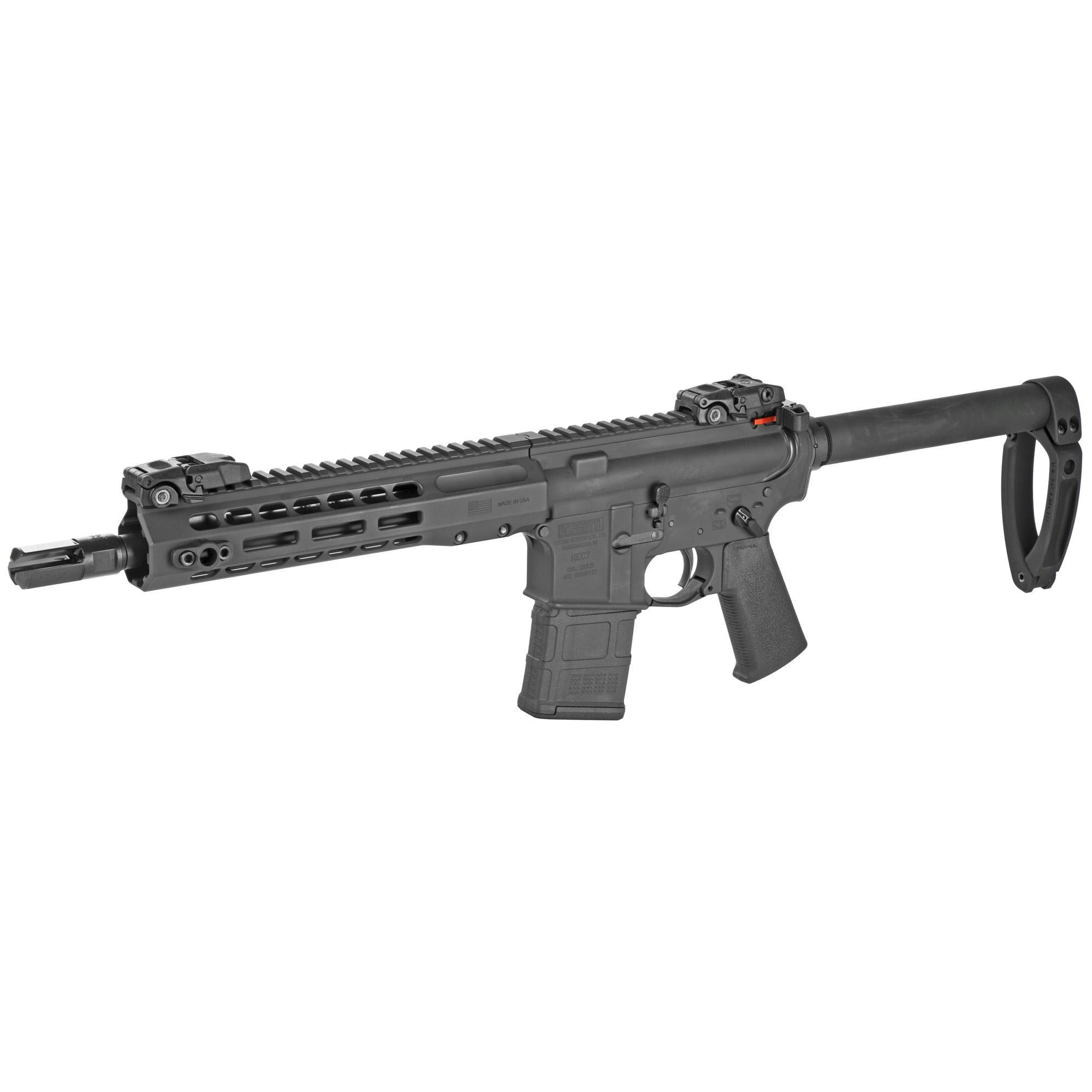 Barrett Rec7 Di 556 Blk Mlok Pstl - Florida Gun Supply ...