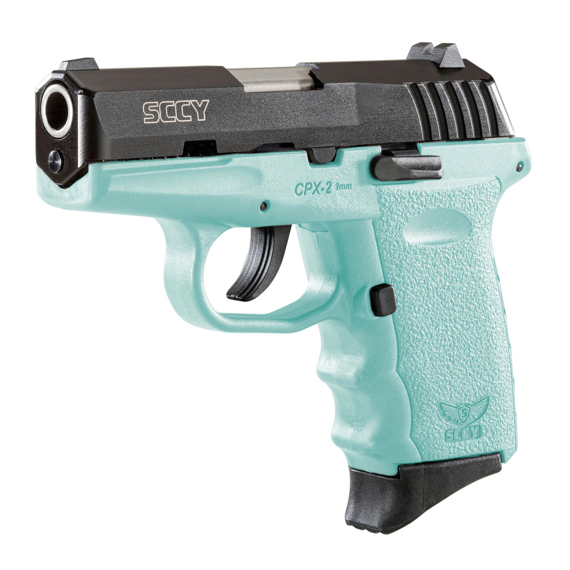 Sccy Cpx-2 9mm 10rd 3 1