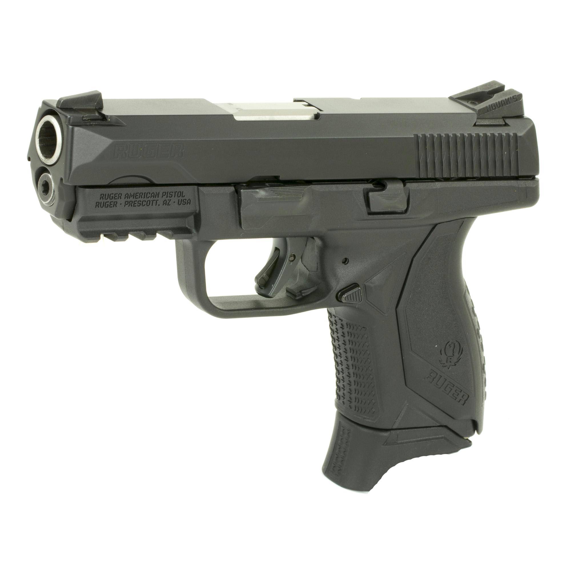 Ruger American 45acp 3 7