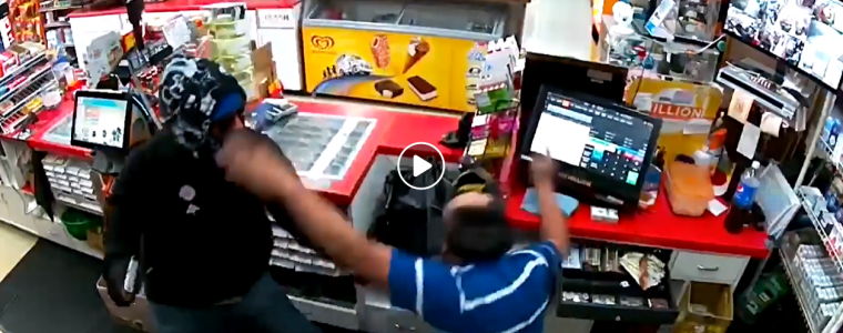 Convenience Store Clerk Pistol Whipped, Robbed in Anti-Gun California