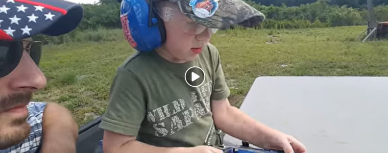 How Young is Too Young for Shooting?
